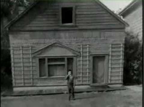 Buster Keaton y El héroe delrio